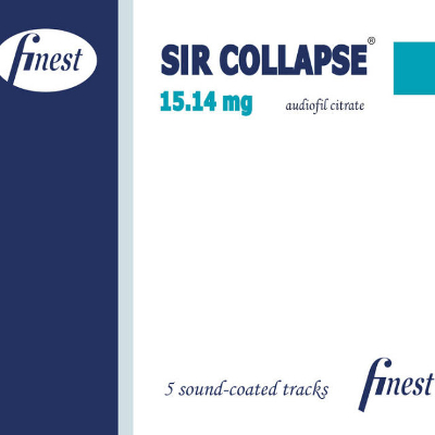 Sir Collapse: (15.14 mg) Audiofil Citrate