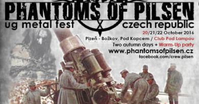 Preview: Phantoms of Pilsen – 10th Anniversary