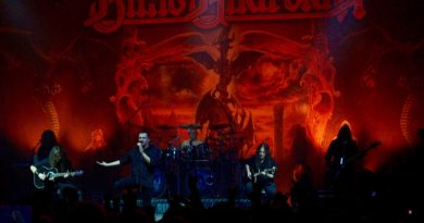 Ruhrpott Metal Meeting – Blind Guardian, Saxon, Rage